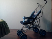 Прогулочная коляска «трость» летняя,