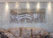 Дизайн интерьера + роспись стен