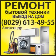 Ремонт стиральных машин в Речице на дому