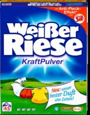 Weißer Riese (Белый Великан) — моющие средства